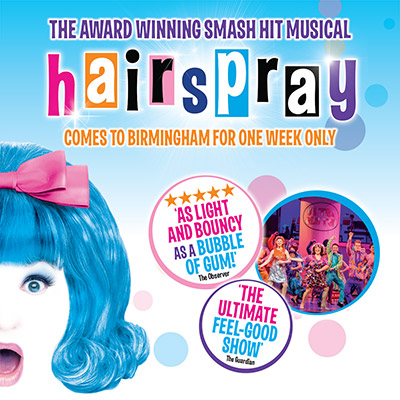 Hairspray-400x400 poster
