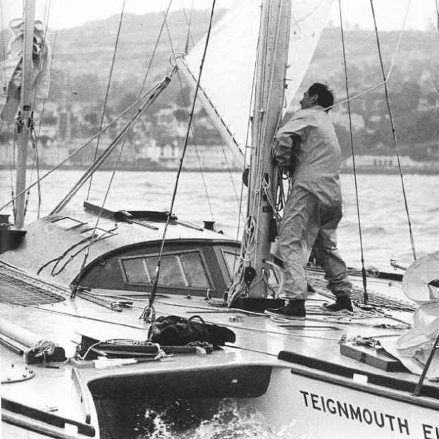 crowhurst and boat